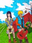 NaruHina- summer camp by Yuzuky
