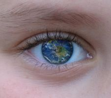 World In Your Eyes by Ralphsheep