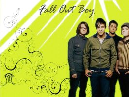 Fall Out Boy Wallpaper by Kas55