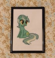 Lyra Cross Stitch by AlaskanAsh