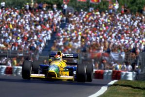 Nelson Piquet (Canada 1991) by F1-history