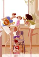 Pancake day. by PascalCampion