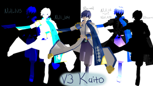 C-L Kaito V3 Release! by Calculated-Lie