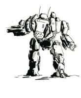Mech 1 by Scarnor
