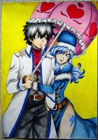 Gruvia :3 by angelwithoutsoul89