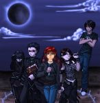 The Midnighters by Shira-chan