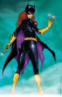 Batgirl by martheus