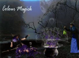 Colour Magick by psychogirl1408