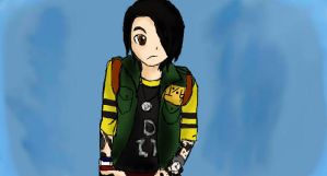 Fun Ghoul by KawaiiKonekoPyon