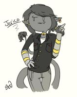 Fanart - Jerico by AskPrince-of-Rejects