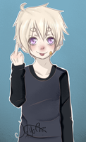 Shota albino (? by HyoChii