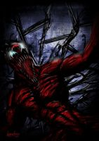 Maximum Carnage by tonyzork