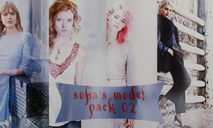 Sofia's model pack 02 by hurricanes16