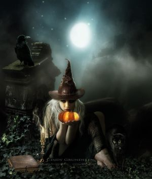 Halloween by CindysArt