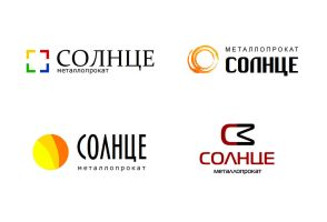 Rolled metal products logo by shakis