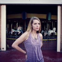 Sarah and the merry-go-round by obviologist