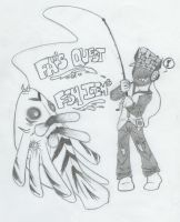 Fan's Quest of Fish Items by 0AngelicWings0
