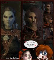 The glory of de mods by MakiLoomis