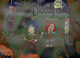 Bloody valley by pouchnoubout