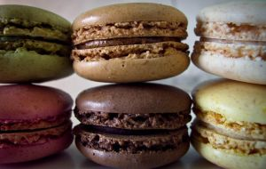 Macarons by eugenite