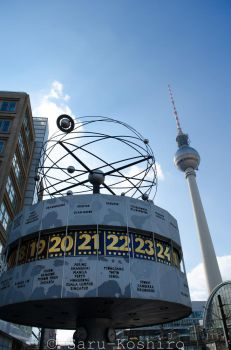 Berlin Alexanderplatz by Saru-Koshiro
