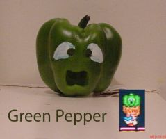 Green Pepper in Super Mario 2 by mikee99