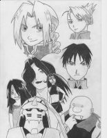 FMA character dump by iheartzimmy