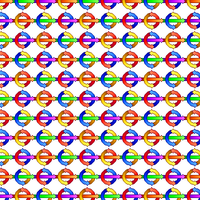 Colored Arrows Pattern by Humble-Novice
