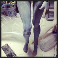 Lagoon 2.0 legs by batchix