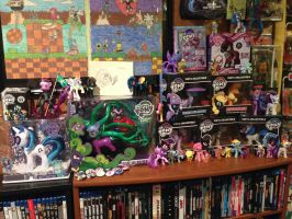 My Little Pony FIM Collection Part 1 - August 2014 by noahw64