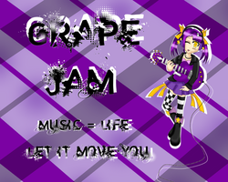 Grape Jam by Cheachen