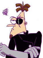 2nd  Doofenshmirtz by OysteIce