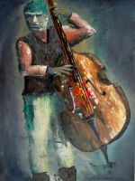 Jazz man 6 by jvgauthier