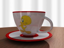 Mornin' Tweety by BrotherOfMySister