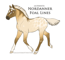 9859 Foal design by XTwilight-SerenityX