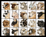 20 Sheepies by EatToast