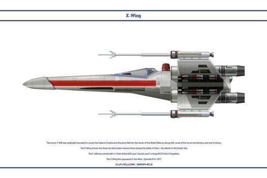 X-Wing Red Leader by WS-Clave