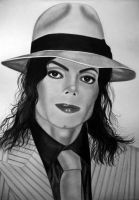 MICHAEL JACKSON by AngelasPortraits