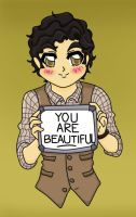 You are Beautiful by HOSHIDESS