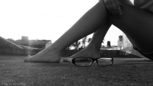 Girl and the glasses2 - 21.01.12 by Cheji