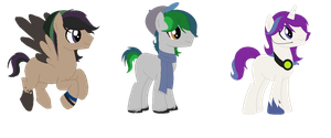 Customs For Glittery-Galaxy by Toxic-Flowers