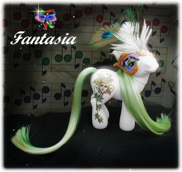 My Little Pony Fantasia by Barkingmadd