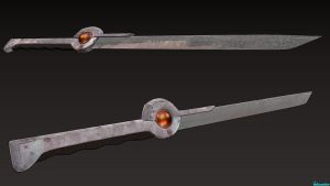 Wasteland Plate Blade by betasector