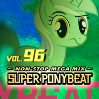 Super Ponybeat Vol. 096 Mock Cover by TheAuthorGl1m0