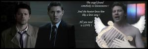 Somebody to love by Cupid - Destiel - by BeccaMalory