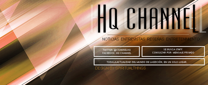 HQ Channel by SpiritualThings
