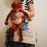 Alice - Tote Bag by gorjuss
