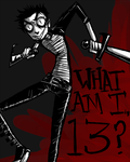 what am i 13 by hotstriderass