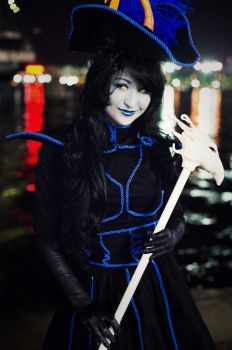 Marquise Spinneret Mindfang - Homestuck by Mostflogged