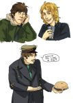 Mighty Boosh Doodles 1 by tehluv